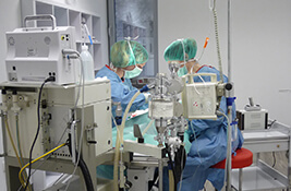 Gehe zur Chirurgie